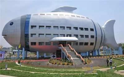 全球最奇葩的房子 - 广东城协建筑设计院东莞分院